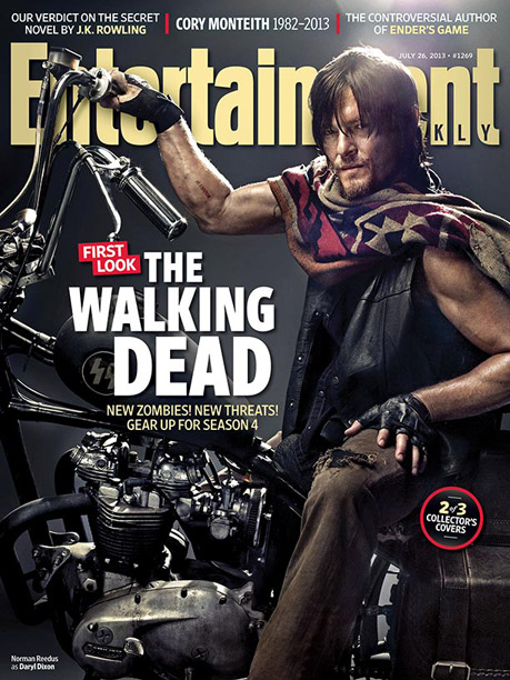 For more exclusive access to info on The Walking Dead season 4, pick up EW on newsstands now or buy the issue online now .