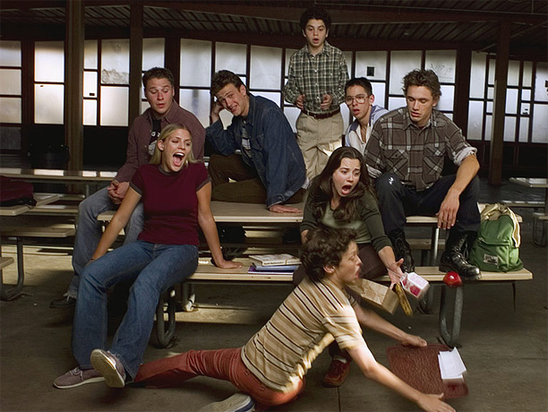 NBC, 1999-2000 A short-lived dramedy about high school underdogs — played by future stars like Seth Rogen, James Franco, Jason Segel, and Linda Cardellini —…