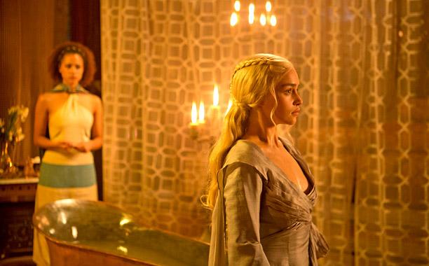 Game Of Thrones 308 Emilia Clarke