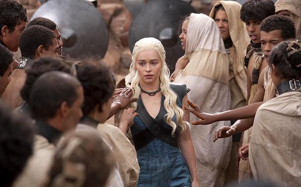 Game Of Thrones Clarke