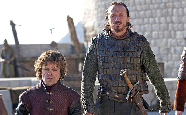 Game Of Thrones Season 3 Tyrion Bronn