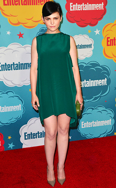 San Diego Comic-Con 2013, Ginnifer Goodwin | ''I'm always shocked by how revealing some of the costumes are [at Comic-Con]. There's a lot of skin. My Southern grandmas would be just beside…