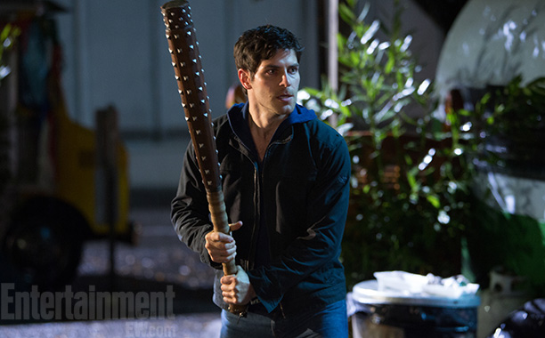 What will become of Nick Burkhardt (David Giuntoli) in season 3 now that the demon-slaying police detective has been turned into a zombie? Fans attending…
