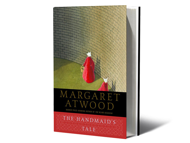Atwood at her most startling. The novel imagines a futuristic block of America ruled by a racist, sexist, theocratic military dictatorship. Under its angry thumb…