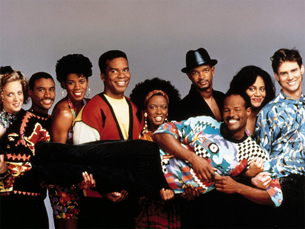 Fox, 1990-94 This sketch series, created by Keenen Ivory Wayans and starring several of his kin (and a then-unknown Jim Carrey), pushed boundaries with its…