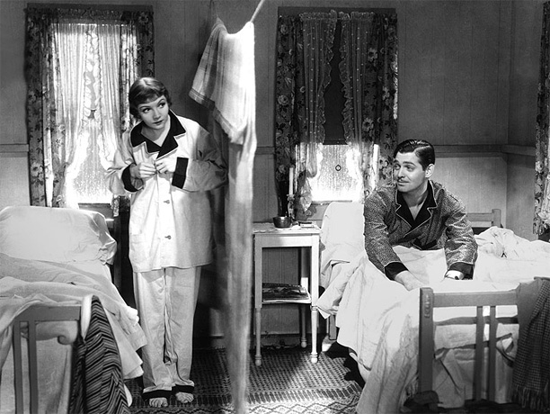 Directed by Frank Capra The original romantic comedy, in which Clark Gable and Claudette Colbert demonstrate for all time why falling in love masquerades as…