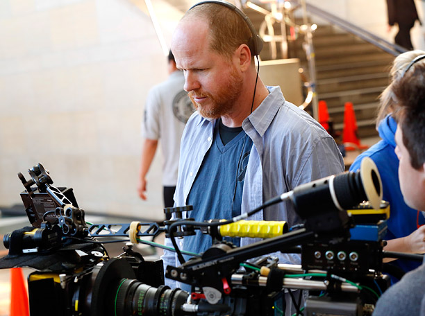Friday, July 19, 1:45-3 p.m. in Ballroom 20 Joss Whedon, back on TV, doing Marvel-ous stuff. 'Nuff said.