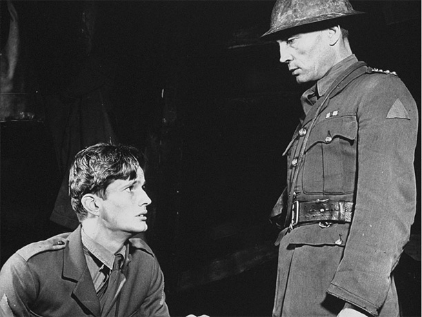By R.C. Sherriff Sherriff dives into the trenches of World War I for a mesmerizingly claustrophobic study of men in combat. The original London cast…