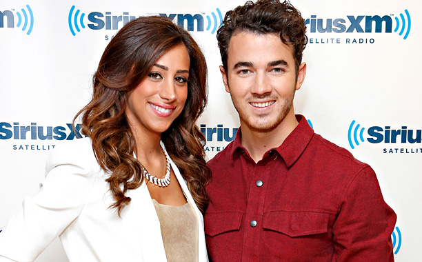 Kevin And Danielle Jonas