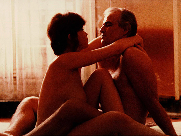 Directed by Bernardo Bertolucci Bertolucci's landmark of screen eroticism has become famous for its emotionally naked sex scenes, but Marlon Brando, in one of his…