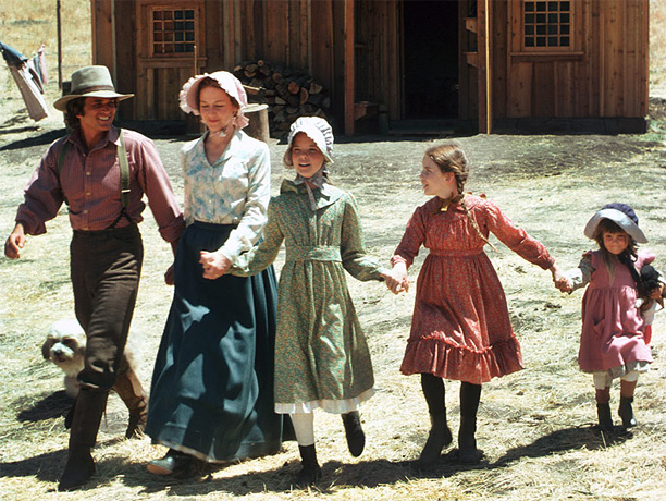 Source: Little House series (1932-43, 1968) In hindsight, Laura Ingalls Wilder's folksy novel series was tailor-made for serialized television, and the Ingalls family became America's…