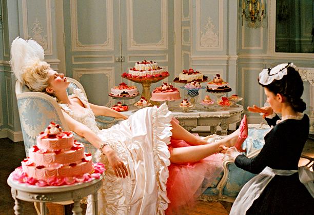 Marie Antoinette (Movie - 2006), Kirsten Dunst