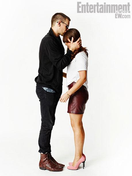 Matt Smith, Jenna-Louise Coleman