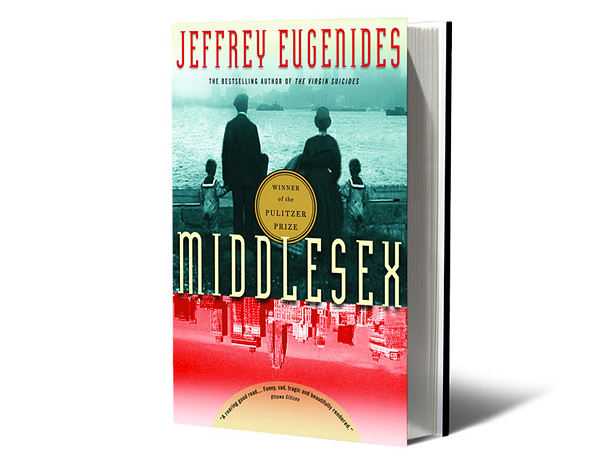 Eugenides spent nine years crafting this saga about a hermaphrodite with a male brain who's raised as a young girl by her Greek-American immigrant parents.…