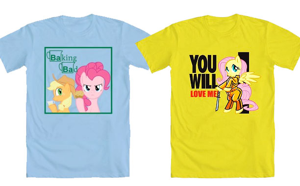 My Little Pony: Friendship is Magic   If you're into a gentle cartoon about friendly mini-horses, you're obviously also going to be a fan of ultra-violent entertainments like Breaking Bad and Kill…