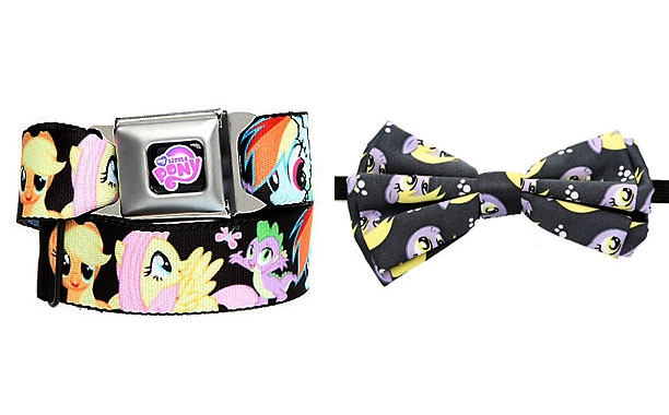My Little Pony: Friendship is Magic | Got a big brony convention to attend? Arrive in style: First, secure your collar with this class neck decorator, which also features Ditzy's distinctive face.…