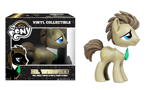 My Little Pony: Friendship is Magic   Dr. Whooves My Little Pony Friendship Is Magic is known for its cute pop culture homages — so it's only fitting that someone would think…