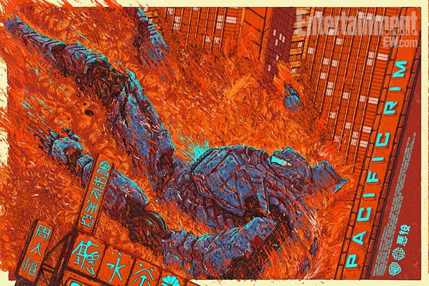 Mondo Pacific Rim Poster 04