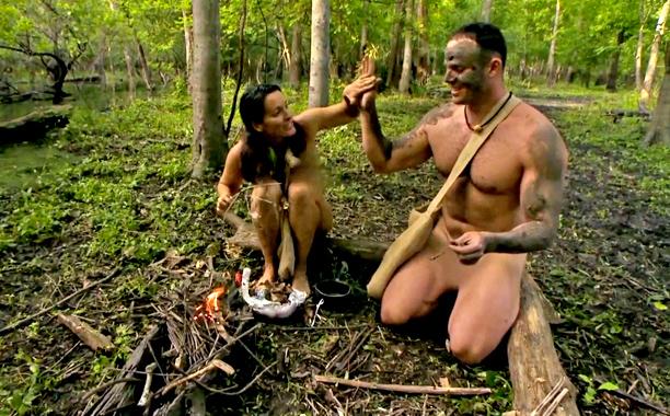 Survivor Guys Naked