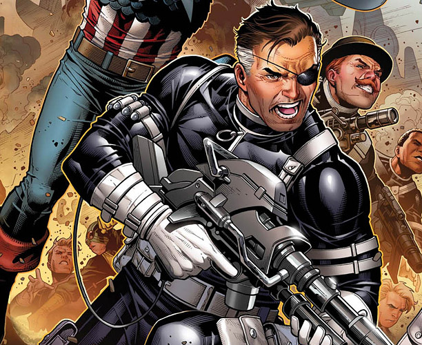 Sunday, July 21, 1:45-2:45 p.m. in Room 5AB The Avengers, X-Men, Dr. Strange, and Sgt. Fury and His Howling Commandos (which introduced Nick Fury) all…
