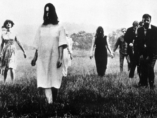 Directed by George A. Romero The ghouls run wild in Romero's low-budget landmark of zombie terror, as pure a nightmare as any put on film.…