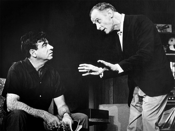 By Neil Simon Simon spins comic gold from a simple premise: A fastidious newspaperman, Felix, moves in with his slovenly divorcé buddy, Oscar. The playwright's…