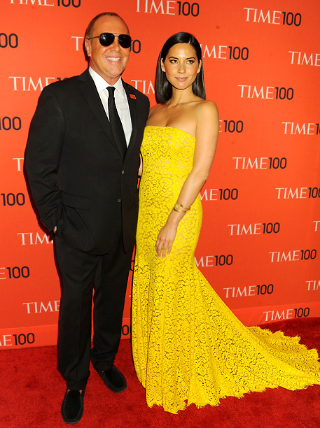 Style, Style: Red Carpet, ...   This was my favorite ever. I went to the Time 100 with [Michael Kors]. I loved [the dress] with my hair. He was honored for…