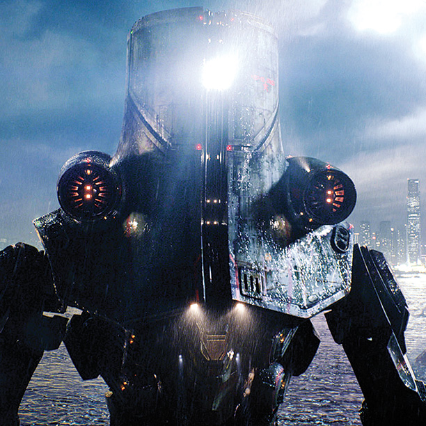 Pacific Rim   We couldn't ask del Toro to give us his favorite pop-culture robots of all time without asking him which one of his own he prefers…