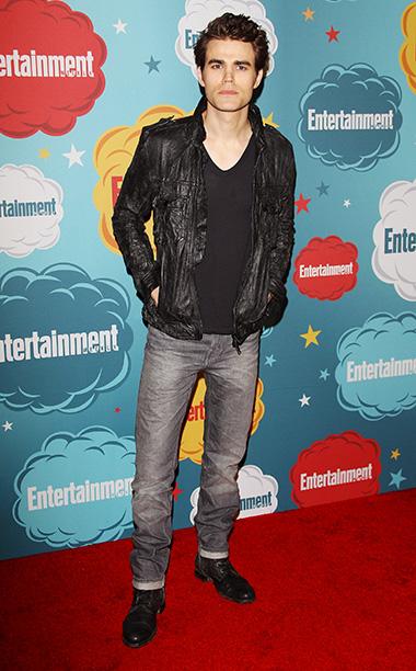 Paul Wesley, San Diego Comic-Con 2013