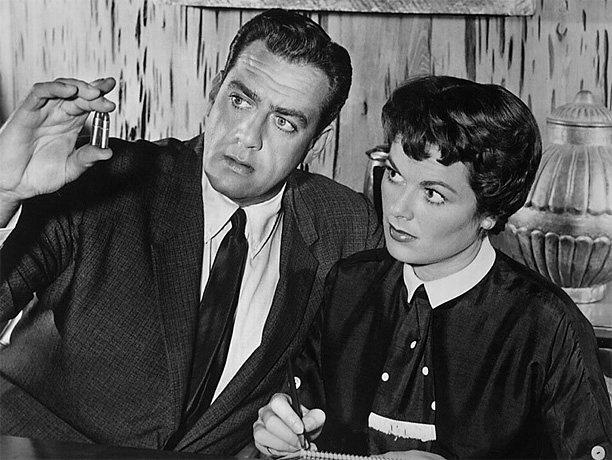 CBS, 1957-66 A hit based on best-selling novels by Erle Stanley Gardner, Mason made Raymond Burr, once a small-time movie heavy, into a TV star.…