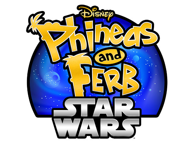 Phineas And Ferb Star Wars Logo