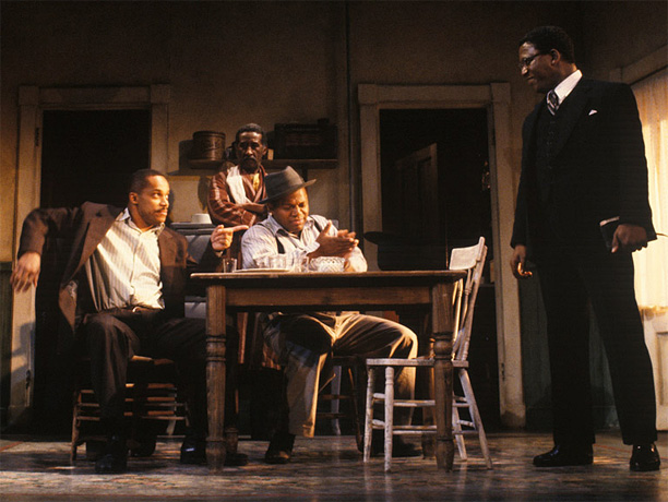 By August Wilson What do you do with your legacy? That question is at the heart of Wilson's 1936-set family drama about an heirloom piano.…