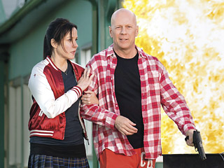 Movie Guide | BACK AND 'RED'-Y TO GO The gang is back together for RED 2 , a fun sequel to the equally silly-enjoyable RED