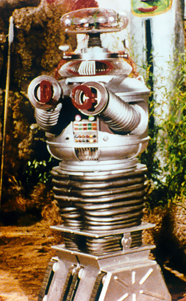Lost in Space | ''One of the fundamental robots of my childhood,'' the director says rhapsodically. Created by Forbidden Planet 's Kinoshita (who was handpicked by producer Irwin Allen),…