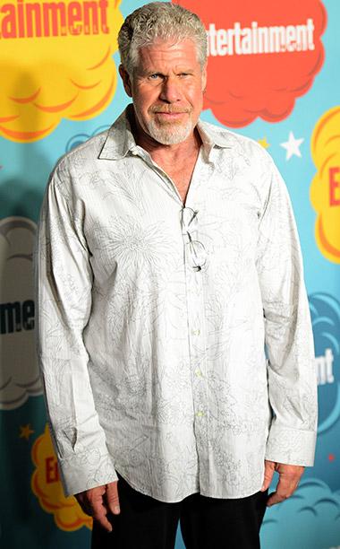Ron Perlman, San Diego Comic-Con 2013