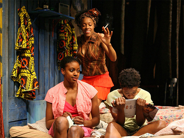 By Lynn Nottage Like Mama Nadi, the savvy brothel owner at the center of this portrait of Congo's civil war, Nottage doesn't choose sides between…