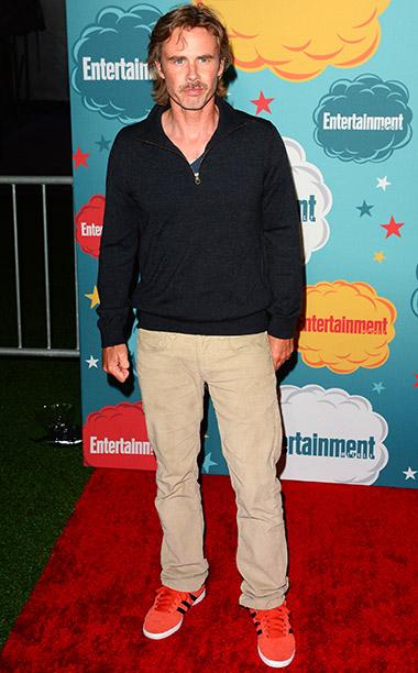 Sam Trammell, San Diego Comic-Con 2013