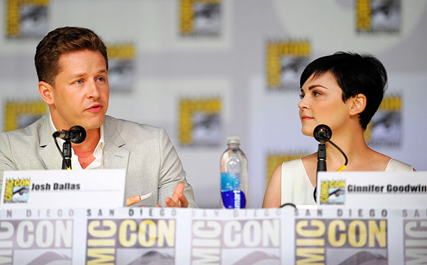 SDCC PANELS ONCE UPON
