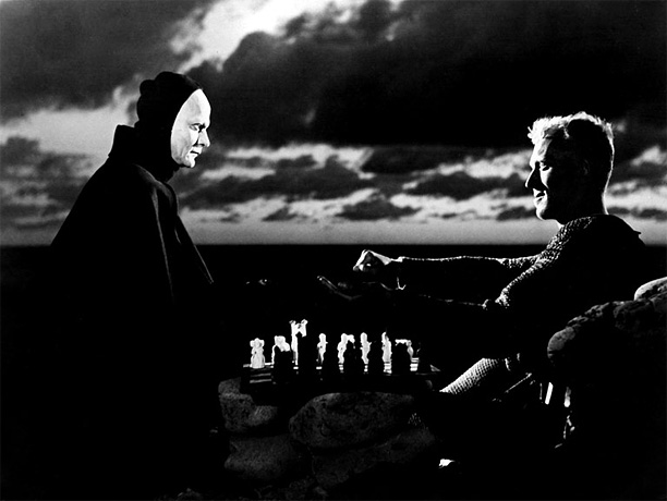 Directed by Ingmar Bergman Bergman's tale of a medieval knight's journey is full of legendary symbols (like the chess game with Death), and the film…