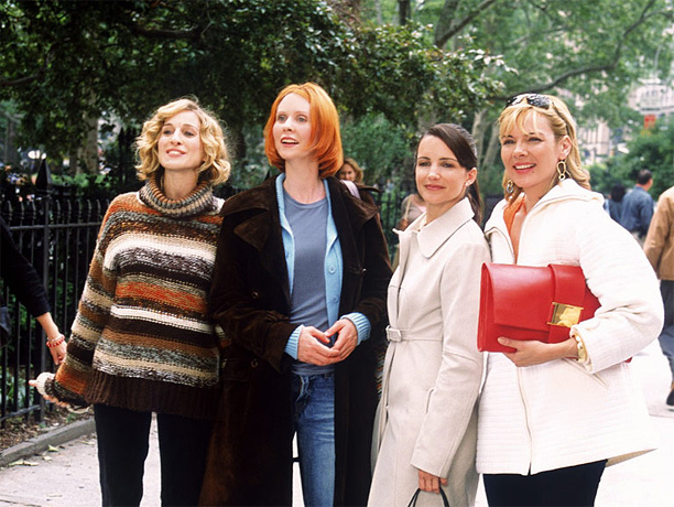 HBO, 1998-2004 The sex was fun, the locations chic, and the clothes out of this world, but the greatest legacy of HBO's pioneering series about…