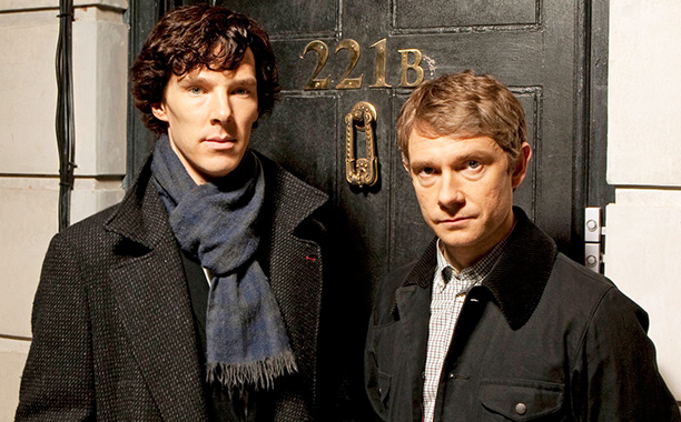 Source: Sherlock Holmes stories (1887-1927) The creation of Doctor Who scribes Stephen Moffat and Mark Gatiss, this update on Sir Arthur Conan Doyle's detective series…