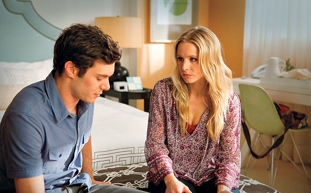 (SOME) GIRLS JUST WANT TO HAVE FUN Adam Brody and Kristen Bell tackle the lead roles in this Neil LaBute adaptation