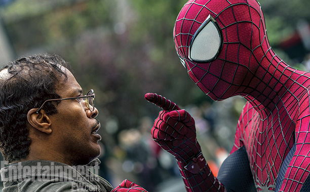 Who: Star Andrew Garfield and director Marc Webb are confirmed; there's speculation Jamie Foxx might make an appearance When: Friday, July 19, at 4:05 p.m.…