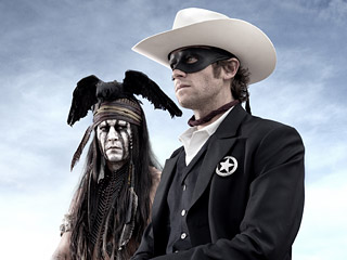 Movie Guide | OUT OF RANGE Johnny Depp and Armie Hammer miss the mark in The Lone Ranger