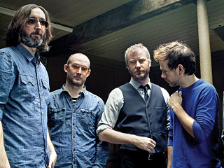 'TROUBLE' BOYS The National return with a painstakingly composed batch of tracks that struggle to break free from their gorgeously constructed prisons