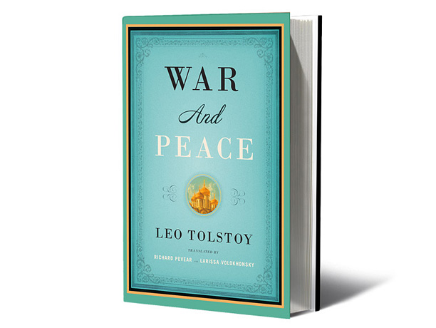 Tolstoy's novel asks the question ''What happened to the aristocracy when Napoleon invaded Russia?'' Sure, the answer turns out to be kind of long. But…