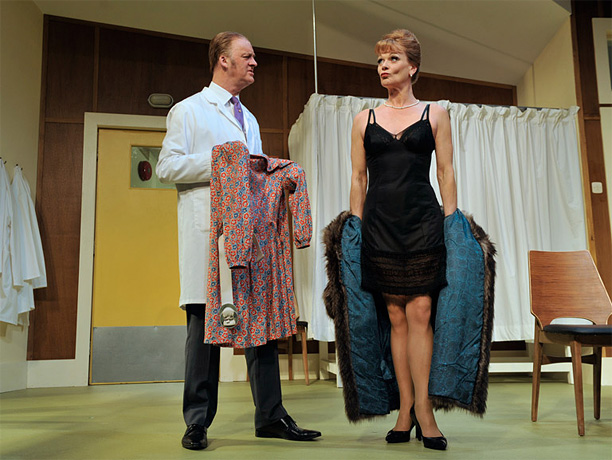 By Joe Orton This bone-dry farce packs in everything from adultery to cross-dressing to ''the missing parts of Sir Winston Churchill.'' Buy it: Amazon
