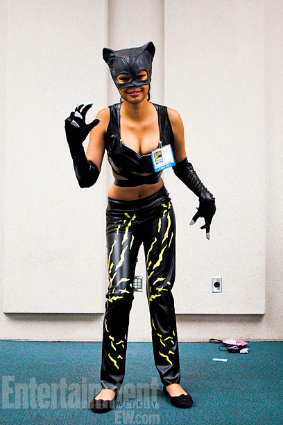 San Diego Comic-Con 2013   Catwoman