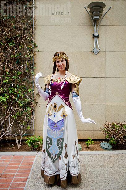 San Diego Comic-Con 2013   Zelda from Twilight Princess