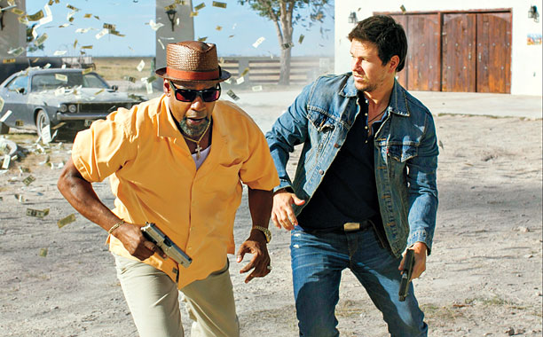 GUN-DERRATED Despite it's late summer launch date, 2 Guns is an intriguing film with great performances from Denzel Washington and Mark Wahlberg